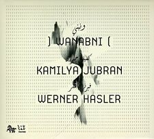 Kamilya Jubran - Wanabni [New CD] Digipack Packaging