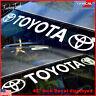 Toyota Windshield Banner Sticker Decal Vinyl Luxury Lexus Window Graphic custom