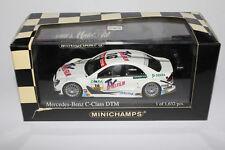 1/43 MERCEDES C-Class Stefan MUCKE - Minichamps - DTM 2005 -