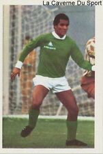 N°219 GERARD JANVION # AS.SAINT-ETIENNE STICKER AGEDUCATIF FOOTBALL MATCH 1973