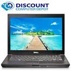 Dell Latitude E-series Laptop Notebook Pc Windows 10 Intel Core 2 Duo 4gb 1tb