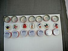 Fanta 14 Disney Knibbelbilder Collecting Images Cap Donald Mickey 80er K19