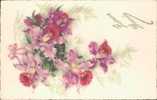 Bonne annee floral