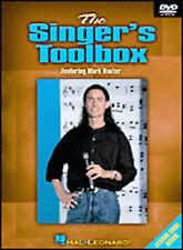 The Singers Tool Box (DVD, 2005)