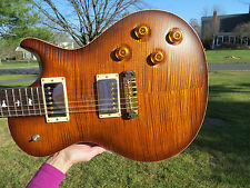 Prs Private Stock BRAZILIAN ROSEWOOD NECK SATIN FINISH SC 245 Chambered 7.2 #