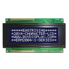 5V Black 20x4 Character LCD Module Display w/Tutorial,HD44780 Controller,Bezel