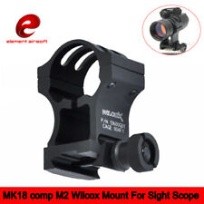 Element MK18 comp M2 wilcox Sight Scope mount Hunting Picatinny Adapter Tactical