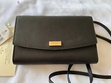 KATE SPADE CLUTCH BAG NEW AUTHENTIC WINNI LEATHER PURSE CROSS BODY INCLUDES SHIP