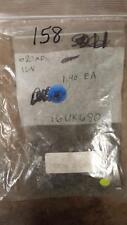 LOT OF 190 JE CAPACITORS 16UK680   W292
