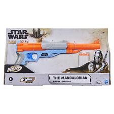 NERF Star Wars Blaster The Mandalorian Fires Darts Breech Load Priming Slide