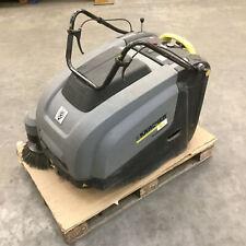 Karcher KM75/40-W-P petrol-driven walk-behind vacuum sweeper  Used UMP