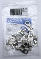 20 Stück Exoda Kabelschuhe 16 mm² M8