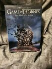 GAME OF THRONES THE COMPLETE SERIES SEASONS 1-8 DVD BOX SET FACTORY SEALED NEW!