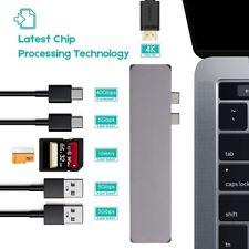 [All-IN-One] USB C Hub Type C to 4K HDMI USB 3.0 PD Charging F 2018 Macbook Air