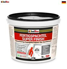 Spachtelmasse 10 kg Fertig Spachtel masse Super Finish Q4 Fugenspachtel Spachtel