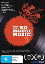 This Ain't No Mouse Music NEW PAL Documentary DVD Chris Simon Bonnie Raitt