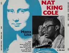 NAT KING COLE : MONA LISA / 3 CD-SET - NEUWERTIG