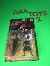 """Dragonheart BOWEN with Battering Tri Pod Kenner Vintage 1995 Action Figure 3.5"""""""