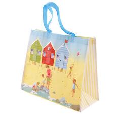 Seaside Shopping Bag/Tote Bag Jan Pashley Design UK  Fast/Free