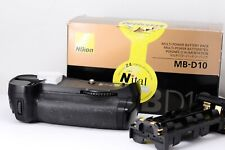 Nikon MB-D10 Battery Pack In Mint Condition for Camera D300/D300S/D700