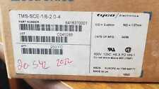 LOT OF 250 PCS TMS-SCE-1/8-2.0-4 6418370001 RAYCHEM YELLOW CABLE MARKER