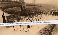 Bollschweil bei Freiburg - Umzug des Kriegervereins - Jubiläum - um 1925