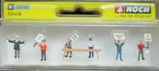 36045 Noch N Package 6 Characters in Walkout See Photo Scale 1:160