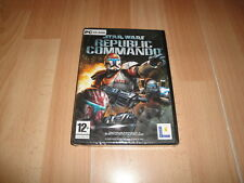 STAR WARS REPUBLIC COMMANDO DE LUCAS ARTS PARA PC NUEVO PRECINTADO
