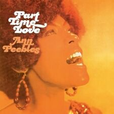 ANN PEEBLES - PART TIME LOVE  CD  10 TRACKS POP/SOUL/R&B  NEW+