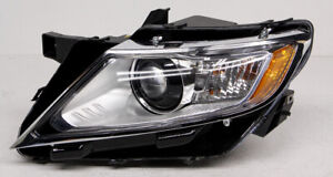 OEM Lincoln MKX Base Left Driver Side HID Headlamp BA1Z13008D Tab Chipped