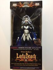 """Royal Lady Death""~12"" Action Figure~""Previews Exclusive""~1998~Moore/Chaos~New"