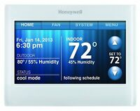 Honeywell Wi-Fi 9000 7-Day Programmable Smart Thermostat  New