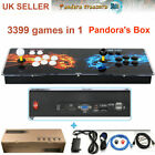 3D Arcade Machine Table Retro Classic Gaming Cabinet Pandora Box 12S 3399 Games