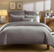 New ListingNew Real Simple Linear Duvet Cover Full/Queen Size Bedding