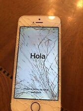 Apple iPhone 5s - 16GB - Gold Bad ESN For Parts Only A1533