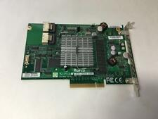 SUPERMICRO AOC-USAS-S8IR 3GBPS SAS & SATA PCI-E RAID CARD