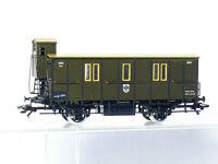 Märklin 4500 / PMS 60-01 H0 Bahnpostwagen  aus dem Jahre 1908 wie neu in OVP
