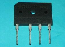 1 - D6SBN20 Bridge Rectifier 200V 6A D6SBN 20 for ETX2MM704MG NPX704MG-1 A30C5