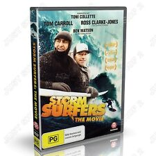 Storm Surfers The Movie : Tom Carroll Ross Clarke Jones : New Surfing DVD
