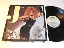 Joyce Kennedy: Wanna Play Your Game! LP