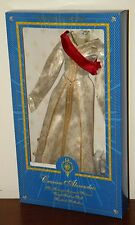 Czarina Alexandra Faberge Imperial Princess Coronation Gown NRFB Franklin Mint