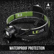 LED Headlamp Rechargeable Helmet light High-Brightness Headlight 3 Modes 450lm