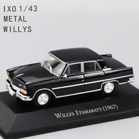 1:43 Scale IXO Toy 1967 WILLYS ITAMARATY DIECAST CAR MODEL Collection