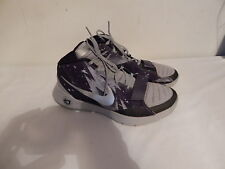 Mens tennis Casual Hi top shoes size 13 749379-0061 Kd Nike Grey black Trey 5