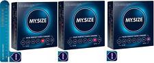My.Size Kondome - 3er Probiersets -je 3 verschiedene Größen 60-64-69 zum Testen