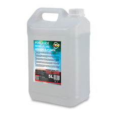 ADJ Fog juice 3 5 L Heavy dense Fumée Liquide Pour Brouillard Machine Fumée