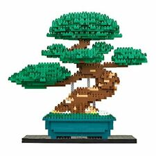 Nano-block bonsai pine Deluxe Edition NB-039 w/Tracking