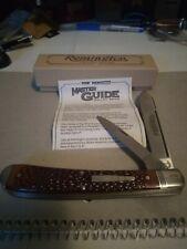 Remington Bullet knife. Rare. Collector knife. Vintage knife.