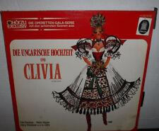 Die Ungarische Hochzeit und  Clivia vinyl C057-28 193     011418LLE