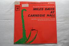 Miles Davis Original *Sealed* At Canegie Hall Lp - Pc-8612